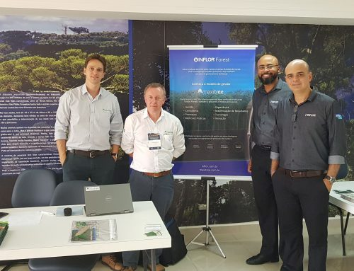 INFLOR and Maxitree attend the 6th EMBRAPA Florestas/APRE Workshop in Colombo (PR)